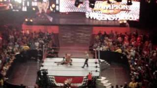 John Cena, Triple H, Seth Green et The Legacy