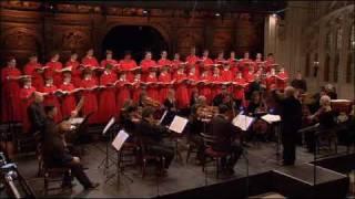 Hallelujah - Choir of King's College, Cambridge live performance of Handel's Messiah