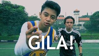 Atta, Bastian S, Cio, Leo Messi - CROSSBAR CHALLENGE INDONESIA!