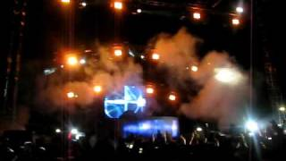 Armin Van Buuren [Paul Webster ft. Amanda - Time Mix] @ Monster Massive '09