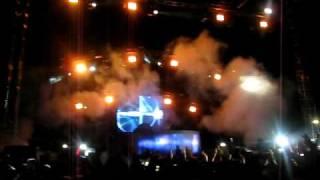 Armin Van Buuren [Paul Webster ft. Amanda - Time Mix] @ Monster Massive '09