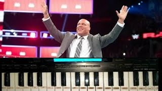 Wwe Kurt angle entry song piano keyboard