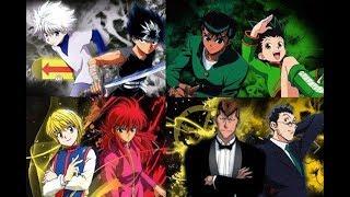 Top 40 Strongest Hunter X Hunter & Yu Yu Hakusho Characters