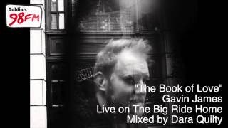 "Gavin James ""The Book of Love"" Live"