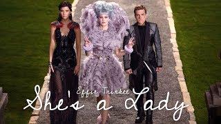 Effie Trinket || She's a Lady (Tom Jones)