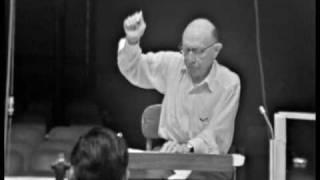Stravinsky in rehearsal (vaimusic.com)