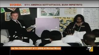 Minoli: mi sorprese molto la reazione di Bush alla notizia degli aerei contro le Torri