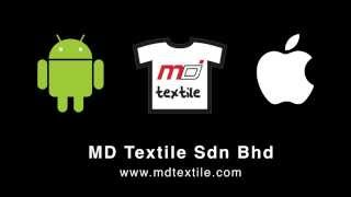 MD Textile IOS / Android Check Stock and Shop App
