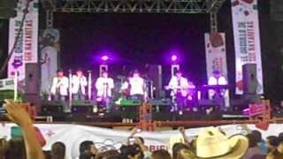 Banda Arkangel R-15 Feria Nayarita 4 de Agosto 2013