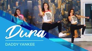 Dura - Daddy Yankee - Easy Fitness Dance Choreography - Baile - Coreografia - Zumba