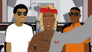 If Lil Boosie Worked at Little Caesars 2 (Featuring Webbie and Young Thug) Parody