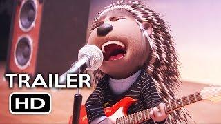 Sing Official Trailer #1 (2016) Matthew McConaughey, Scarlett Johansson Animated Movie HD