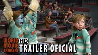 Divertida Mente Trailer Oficial #3 (2015) HD