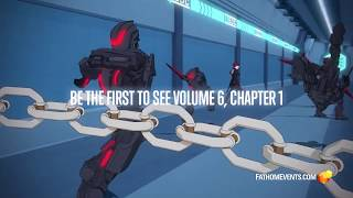 RWBY Volume 6 Premiere