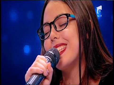 "Adele - ""When We Were Young"". Vezi interpretarea Anastasiei Organ, la X Factor!"