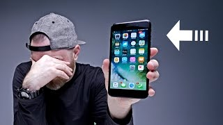 Switching To The iPhone 7 Plus...