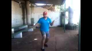 Gordinho Dançando - Pikeno e Menor - Carimba que é Top Cia GORDINHO FERA DE DANÇA