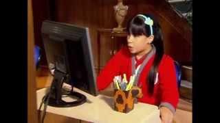 Chiquititas 2013/2014 - Cris acha que Carol é o grande amor de Tomaz Ferraz
