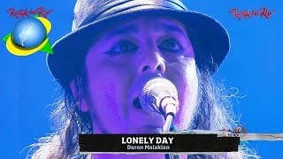 System Of A Down - Lonely Day live【Rock In Rio 2011 | 60fpsᴴᴰ】