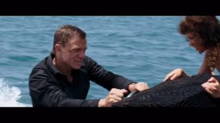 Quantum of Solace Boat Chase