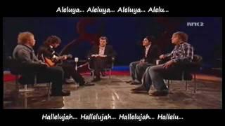 Hallelujah (Subtitulada)