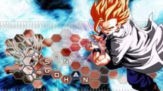 Dragon Ball Z-Gohan Drunk Song(Tenkaichi Gohan)