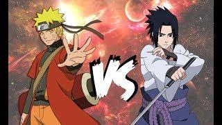 Naruto vs Sasuke RAP || Frikirap || EPICO :') || CriCri :D y Mc Energy