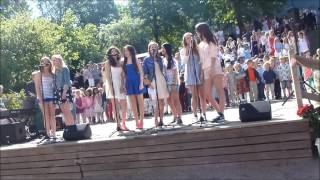 """Million Bucks"" by Cimorelli, cover by Coversdesus"
