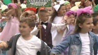 Kazanlak - Bulgária e seu Festival das Rosas
