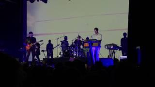 Tycho concert at Melkweg in Amsterdam