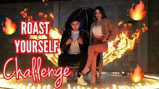 ROAST YOURSELF CHALLENGE / Kimberly Loaiza Ft. JD PANTOJA