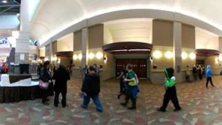 People Watching at Shutocon 2017 PT1