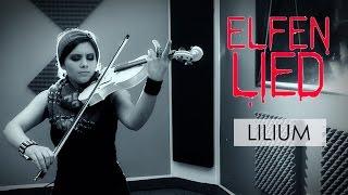 ELFEN LIED (Lilium) ❤ VIOLIN ANIME COVER!