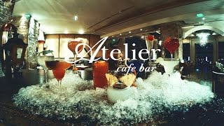 Cocktaillist 2016 - Atelier Cafe Bar