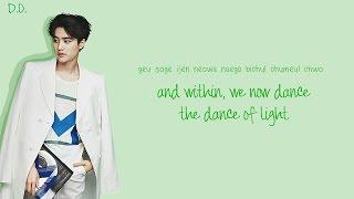 EXO (엑소) - Lightsaber Lyrics Color Coded (Eng & Rom)