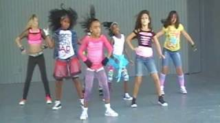 """Willow Smith - """"Whip My Hair"""" choreography"""