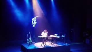 FKJ live in San francisco