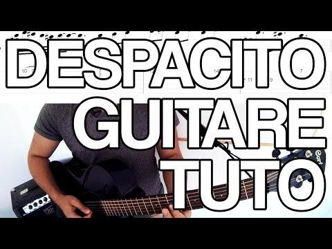 Comment jouer Despacito à la guitare