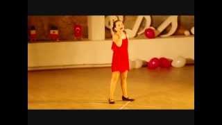 Liza Minnelli  - All That Jazz cover by Bianca Popa - 9 ani, Buzau 2015