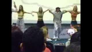 Mil e uma noites - coreografia Jai Ho