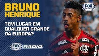 BRUNO HENRIQUE MELHOR JOGADOR BRASILEIRO EM ATIVIDADE NO MUNDO E COM VAGA NO REAL MADRID?