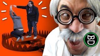 Parodia Testimoni di Geova - al citofono - Video divertenti - Parodie divertenti - Satira