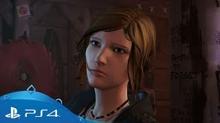 Life is Strange: Before the Storm | E3 2017 Reveal Trailer | PS4
