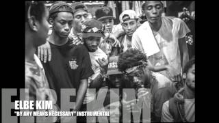 "DJ Premier X Pro Era Type Beat Instrumental  - ""By Any Means Necessary"" (produced by Elbe Kim)"