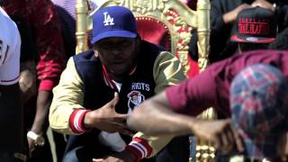 Kendrick Lamar - King Kunta: Behind the Scenes