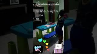 Ginasta quando acaba a lição de casa. Acabou Galvão Bueno é tetra parodia 2018 mundo da bia ginasta