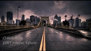 CHRIS REA - DIRTY NEW TOWN - INSTRUMENTAL
