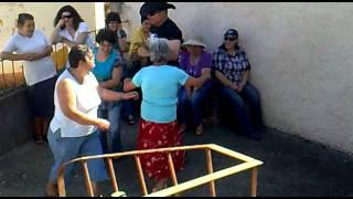 Bujos - Maio de 2011 - Dia da Aldeia com o grupo de gaiteiros TOKANDAR dos Bujos (video 2)