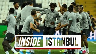 Inside Istanbul: Liverpool prepare for Super Cup Final