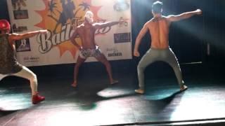 Cuban Flex workshop man style -  Bailando 2015